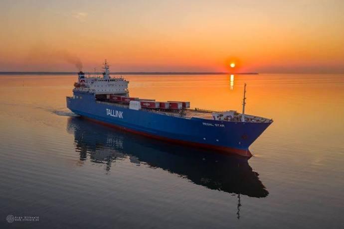 Itämeren laivaliikenteen historia
