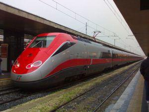 tren ave italia