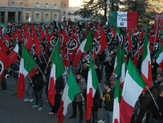 fascistas italia