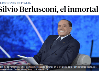 berlusconi inmortal