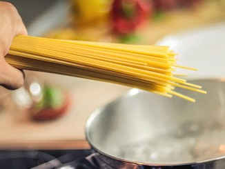 pasta espaguetis