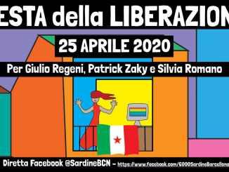 25 abril 2020 italia españa