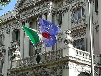 embajada Italia España