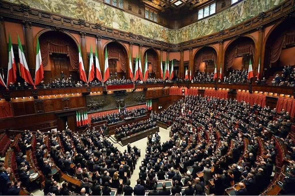 parlamento italia