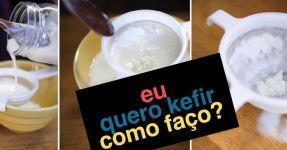 Kefir - Em itaocara existe um grupo no Facebook de Doação, Clique Aqui!