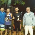 Itaocarense fica em 1º lugar no Torneio de Futevôlei em Santo Antônio de Pádua