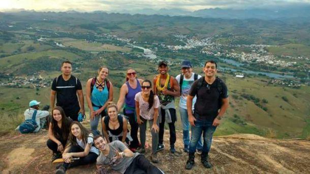 Ita Trekking na Serra da Bolívia