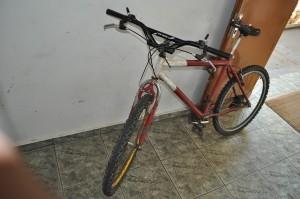 Bicicleta da vítima foi levada para a Delegacia