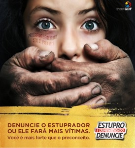 Campanha Estupro