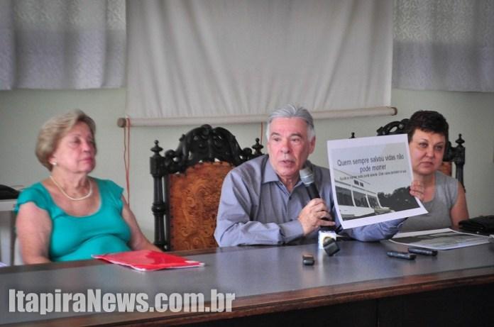 Entrada de Oscip, segundo Pacheco, evita fechamento de hospital
