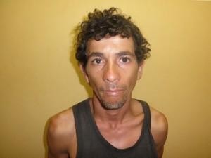 Nilson foi surpreendido pela vítima e acabou preso (Alair Junior)