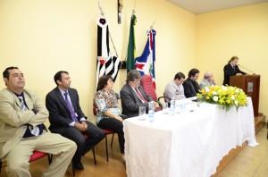 Solenidade reuniu autoridades, homenageados e autores de requerimentos (Divulgação)