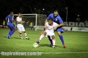 Esportiva estreou com vitória contra o São Caetano (foto), mas não foi bem no segundo desafio