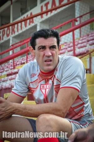 Finazzi assinou com a Esportiva e vai jogar pela Série A2 do Paulista