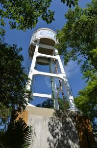 Reservatório foi revitalizado no Parque (Divulgação)