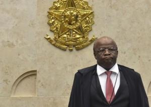 Barbosa votou contra absolvição (José Cruz/ABr)