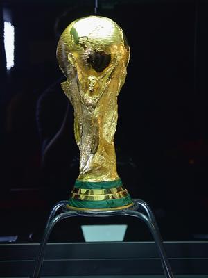Taça será exposta em diversas cidades brasileiras (AFP)