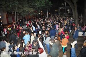 Movimento ganhou adesão e greve foi aprovada quase que por unanimidade entre os presentes