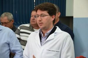 Paulo Sartori é o médico que vai comandar atendimento de mastologia (Divulgação)