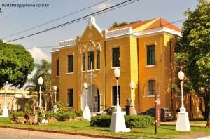 Biblioteca Municipal funciona na Casa da Cultura (Arquivo/Megaphone)
