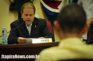 Sartori deixa Presidência da Câmara