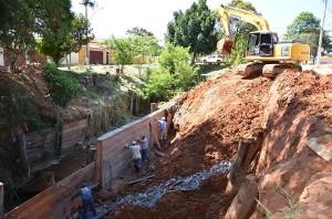 Córrego nos Prados ganhou atenção de Secretaria (Divulgação)