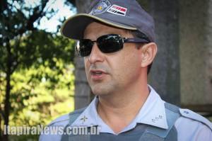 Capitão Marcos Sanches acredita em melhor integração