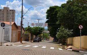 Rua José do Patrocínio agora é contra-mão para descer (Divulgação)