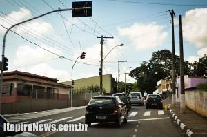 Semáforo já opera em cruzamento nos Prados