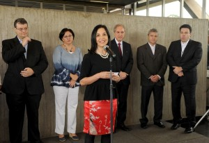 Lu Alckmin comentou que, a cada ano, a Campanha está melhor, não só em quantidade, mas em qualidade (Fernando Lambert/Divulgação)