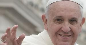 Papa Francisco voltou a se posicionar em favor do meio ambiente e contra o consumismo (Divulgação)