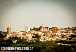 Clima seco castiga município