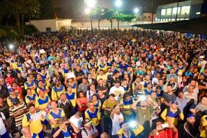Categoria deflagrou greve na terça-feira (Divulgação/Sintect)