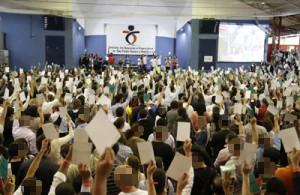 Bancários aprovaram proposta e encerraram greve de 21 dias (Divulgação/SP Bancários)