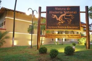 Museu de História Natural abriga evento temático (Divulgação)