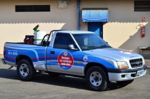 Veículo foi doado por empresário da cidade (Divulgação)
