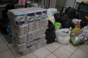 Prefeitura de Itapira arrecada donativos para vítimas de tragédia (Leo Santos)