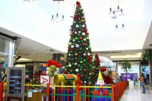 Buriti Shopping tem horários diferenciados no Natal (Divulgação)