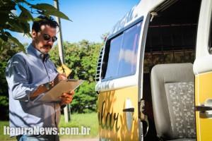 Moura responde pela Divisão de Transportes Públicos (Leo Santos)