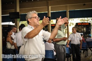 Oliveira, presidente do Sindicato, defende que greve é necessária