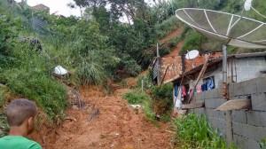 Chuvas provocam tragédia na Grande SP (Reprodução)