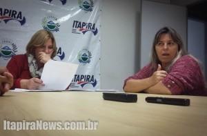 Rosa e Josemary falaram sobre novo caso de óbito por H1N1 em Itapira