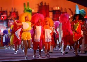 Cerimônia de abertura dos Jogos Olímpicos Rio 2016 foi bastante elogiada pela mídia (Reuters/Kai Pfaffenbach/Direitos Reservados)