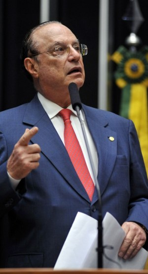 Assessoria de Maluf diz que ele não tem ligação com o assunto (Leonardo Prado/ Câmara dos Deputados)