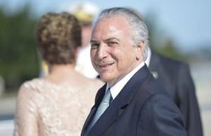 Temer se tornou presidente da República após impeachment de Dilma Rousseff (Arquivo/Marcelo Camargo/Agência Brasil)