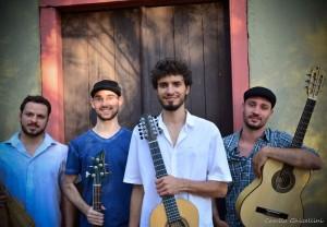 Zé Guerreiro Quarteto conduz evento beneficente em Itapira (Camila Ghizellini/Divulgação)