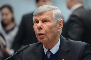 Welson Gasparini é deputado estadual pelo PSDB, advogado e ex-prefeito de Ribeirão Preto (Divulgação/Alesp)