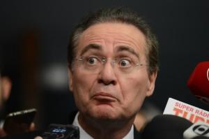 Renan Calheiros foi afastado da Presidência do Senado (Fabio Rodrigues Pozzebom/Agência Brasil)