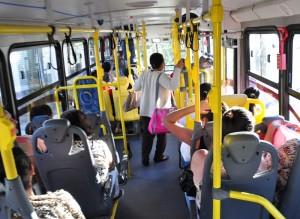 Usuários do transporte coletivo terão de arcar com passagem mais cara em Itapira (Arquivo)