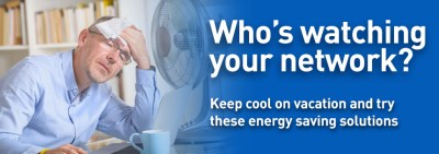 Who's Watching Your Network - Staying Cool